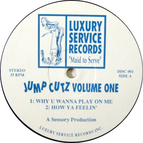 Jump Cutz Volume One
