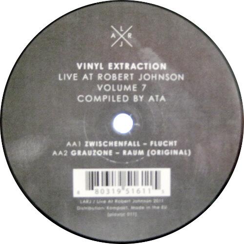 Vinyl Extraction - Live At Robert Johnson Volume 7