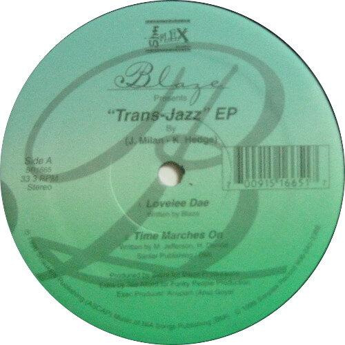 Trans-Jazz EP