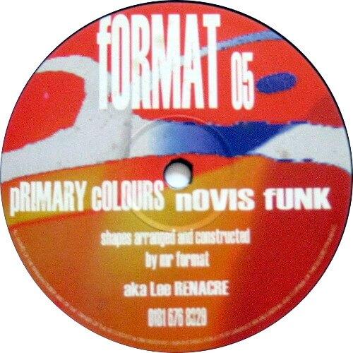 Primary Colours / Novis Funk