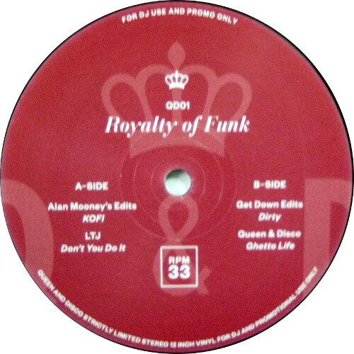 Royalty Of Funk