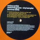 Nocturnal Groove: Vinyl Sampler (Summer 2013)
