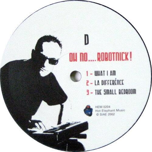 Oh No.... Robotnick!