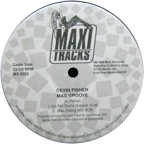 Mas Groove / Check This Out (The DJ Sneak Remixes