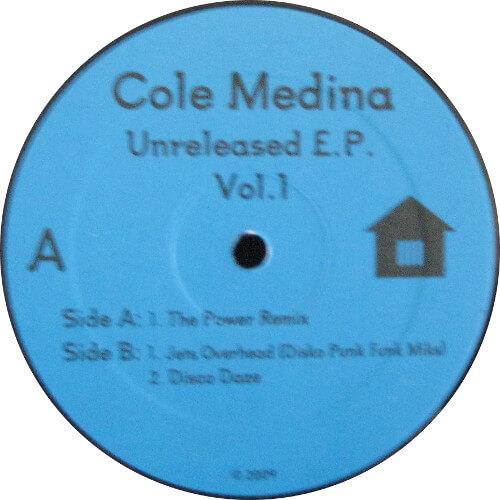 Unreleased E.P. Vol.1