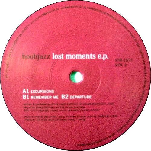 Lost Moments E.P.