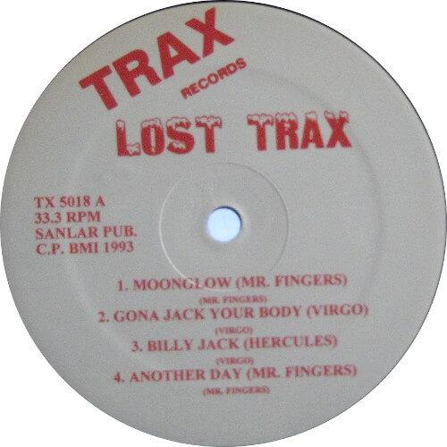 Lost Trax