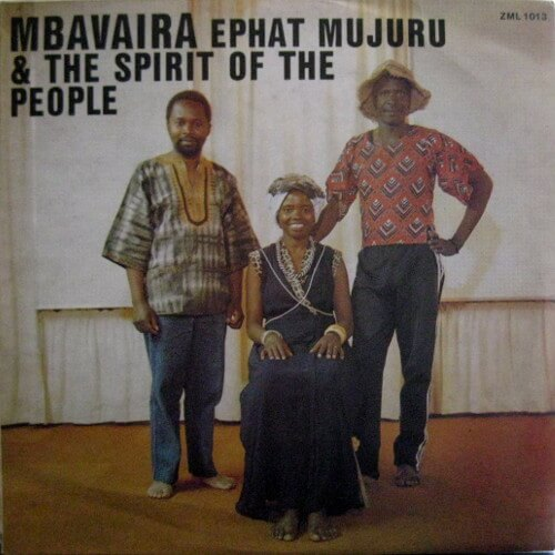 Ephat Mujuru & The Spirit Of The People