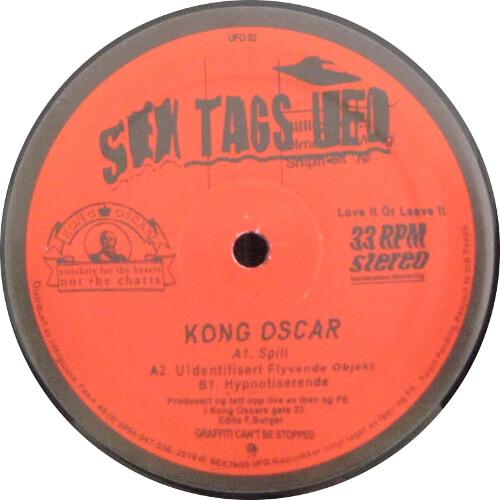Kong Oscar