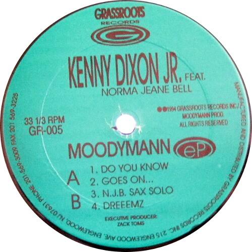 Moodymann EP