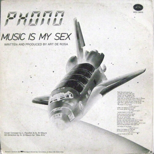 Music Is My Sex