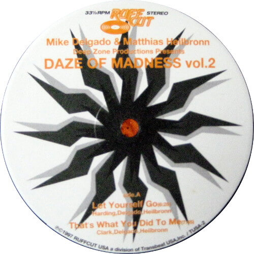 Daze Of Madness Vol.1・2