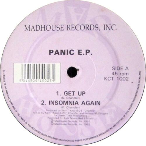 Panic E.P.