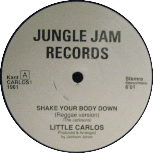Shake Your Body Down / Put Your Pants On