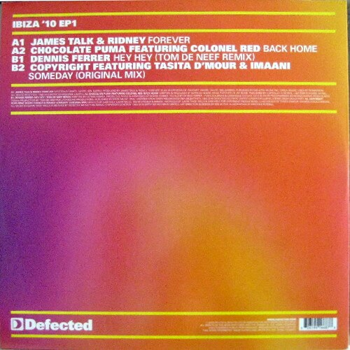 Defected In The House Ibiza '10 (EP1)