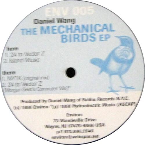 The Mechanical Birds EP