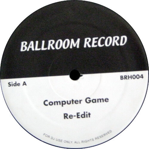 Computer Game (Re-Edit) / Bad Mouthin' (Remix)