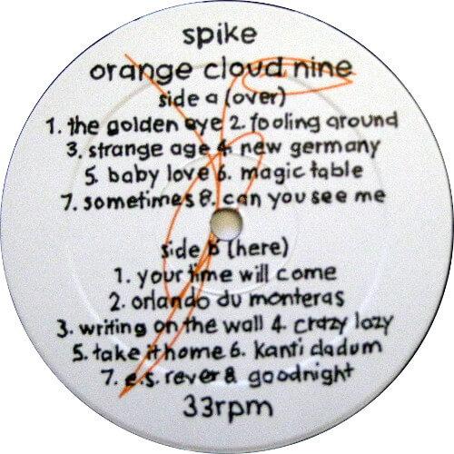 Orange Cloud Nine