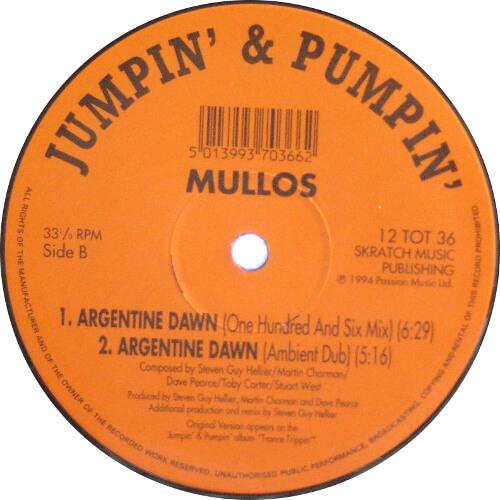 Argentine Dawn