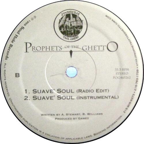 Tha Battle / Suave' Soul