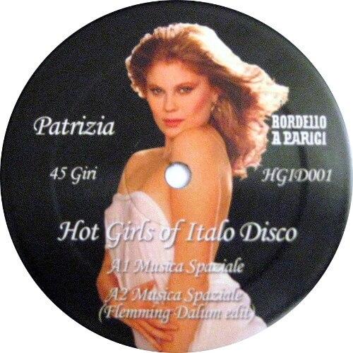 Hot Girls Of Italo Disco
