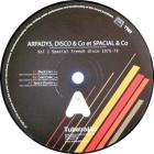 Vol 1 Spacial French Disco 1975-79