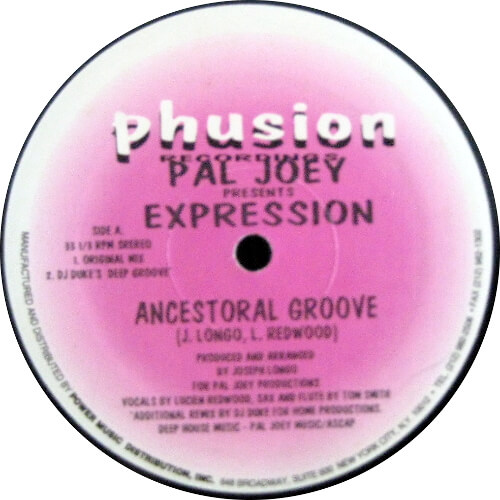 Ancestoral Groove / Bless Me