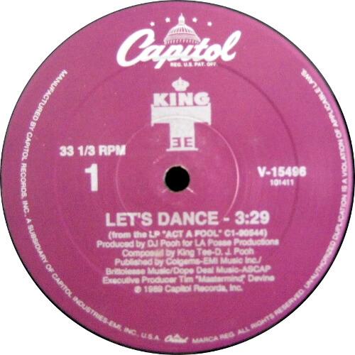 Let's Dance / The Coolest