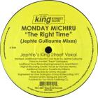 The Right Time (Jephte Guillaume Remixes)