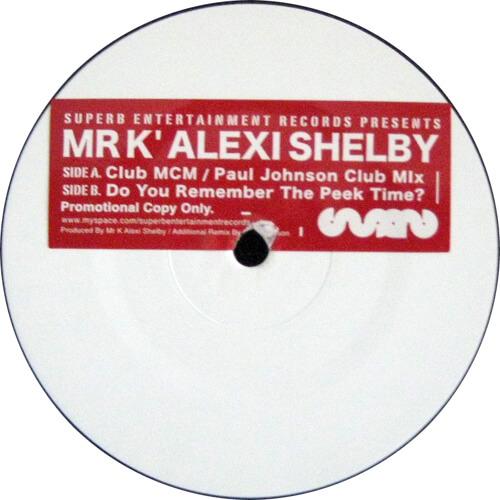 Club MCM (Paul Johnson Club Mix) / Do You Remember