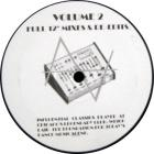 "Full 12"" Mixes & Re-Edits Volume 2"