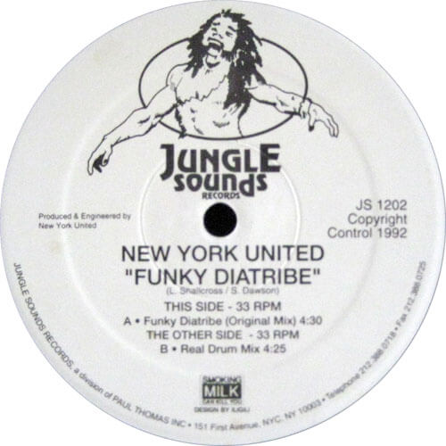 Funky Diatribe
