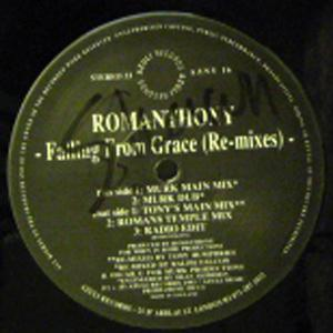 Falling From Grace (Re-Mixes)
