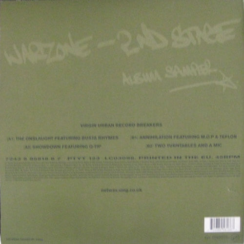 Warzone (2nd Stage)