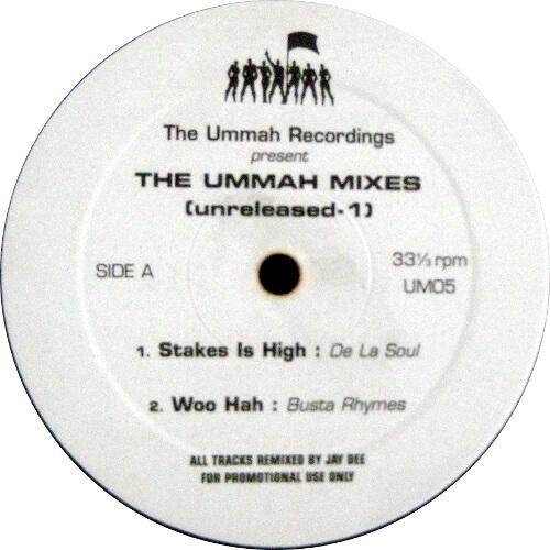 The Ummah Mixes (Unreleased 1)