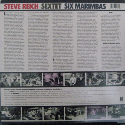 Sextet ・ Six Marimbas