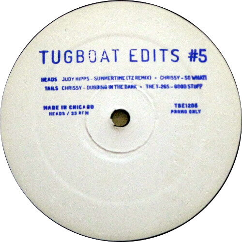 Tugboat Edits Volume 5