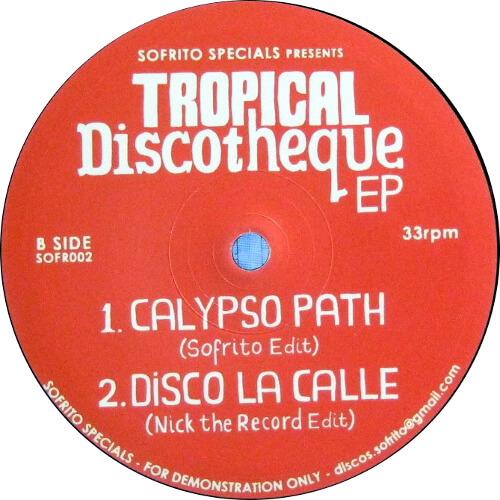 Tropical Discotheque EP