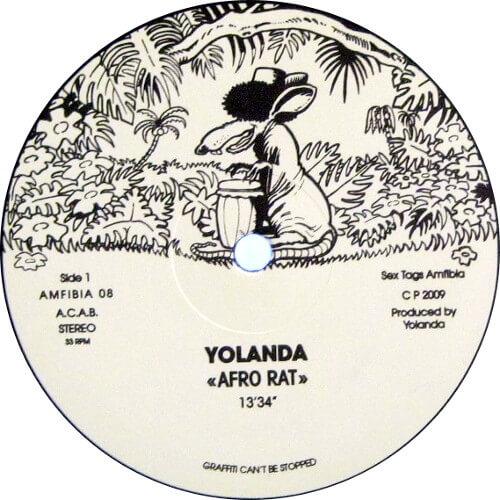 Afro Rat / Afro Salad