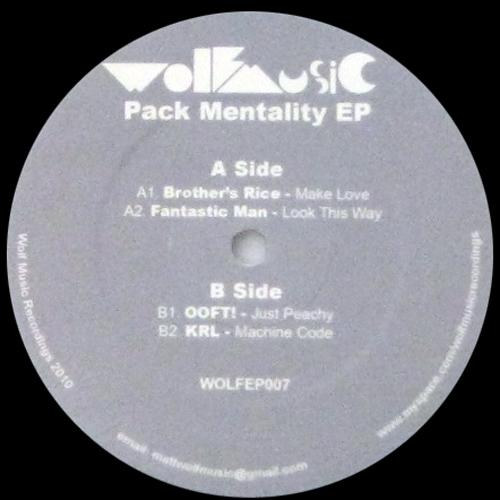 Pack Mentality EP