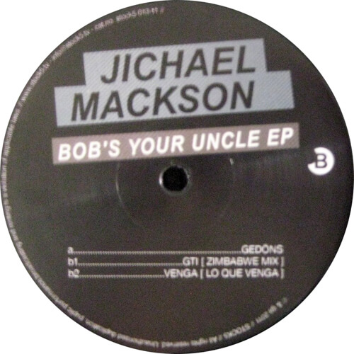 Bob's Your Uncle EP