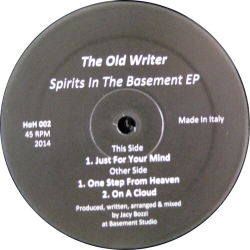 Spirits In The Basement EP