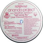 Let Love Fly (Joe Claussell Remixes)
