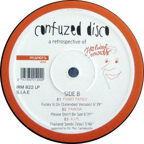 Confuzed Disco