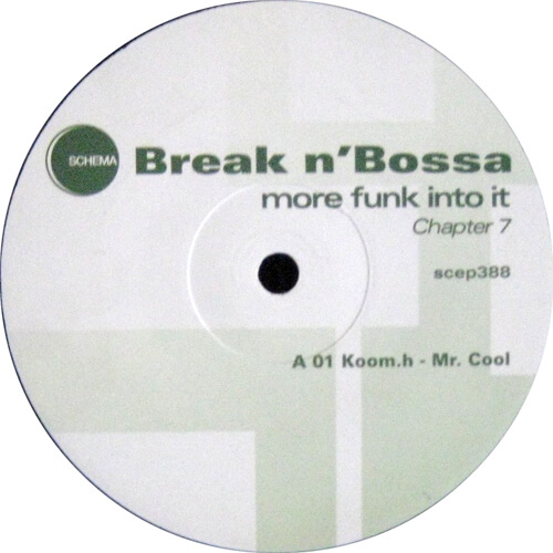 Break N' Bossa Chapter 7 - More Funk Into It