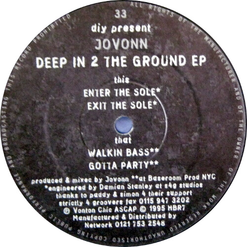Deep In 2 The Ground EP