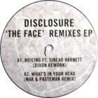 The Face - Remixes EP