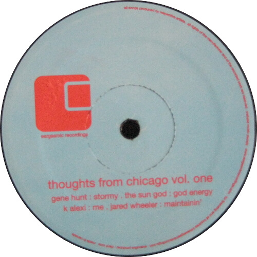 Thoughts From Chicago Vol. One