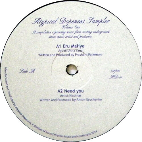 Atypical Dopeness Sampler Volume One