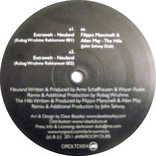 Neuland / The Hills (Remixes)